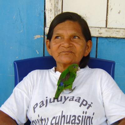 Ligia Inuma Inuma in 2004