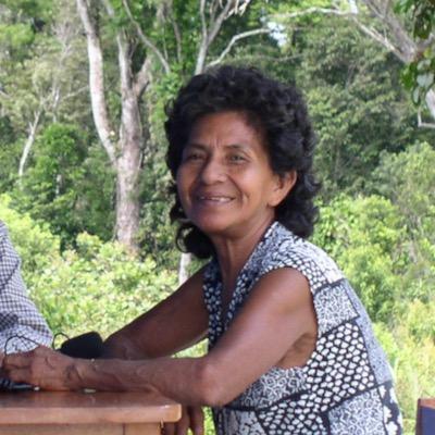 Ema Llona Yareja in 2003